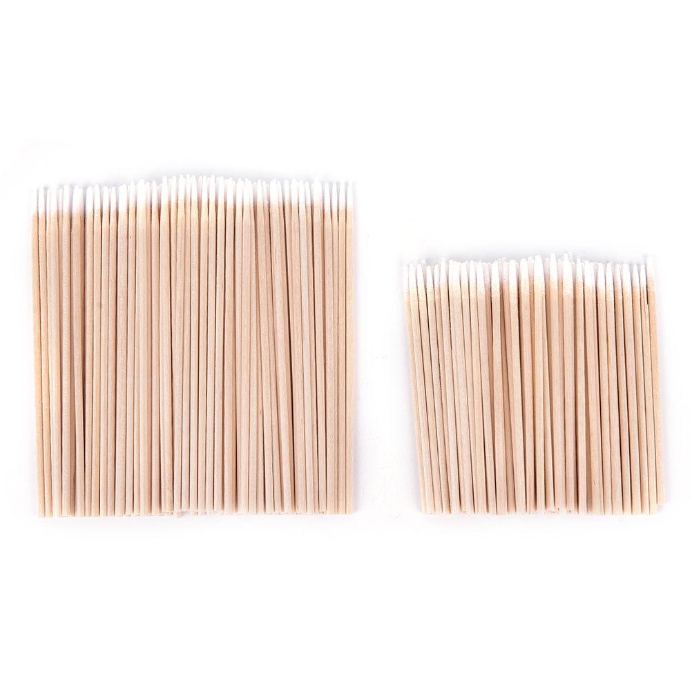 Microblading Wooden Sticks (100pcs)